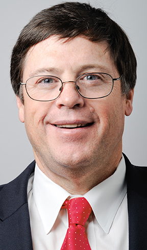 Jim Chaney(Courtesy of Arkansas Athletic Media Relations)