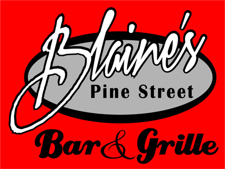 This logo will serve as the face of Blaine's, replacing Bodies 2.0 on Pine Street. (Graphic submitted)