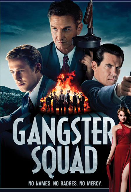 """""""Gangster Squad"""" was released into theaters on Jan. 11. (Photo courtesy of Warner Bros.)"""