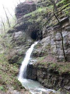 (Courtesy photo) Tunnel Cave Falls