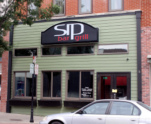 """Photo by NICOLE COOKE (digitalBURG) Sip Bar and Grill, located at 115 N. Holden St., will have its grand opening weekend Aug. 22-24, featuring live music and """"upscale bar food."""""""
