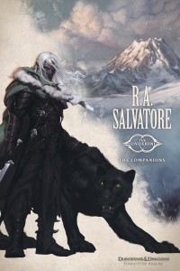 """Cover art to the latest novel in R.A. Salvatore's """"Legend of Drizzt"""" series, titled """"The Companions."""" Photo courtesy of Wizards of the Coast."""