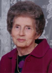 Louise (Gregg) Mayfield Feb 2003