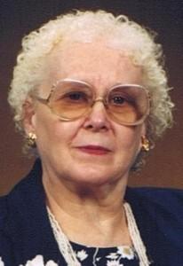 Wanda Ruth Goucher
