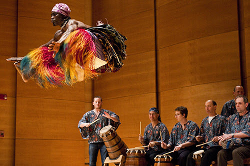 Music and Dance from Ghana